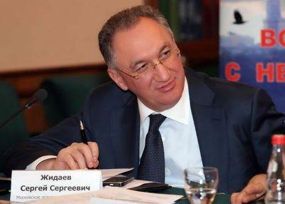 Сергей Жидаев договорился до ареста