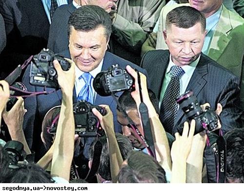 Бывшие «уши» Януковича послужат новой власти