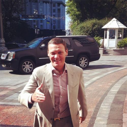 Олігарх з блокноту охорони Януковича Борис Кауфман тепер »рєшаєт» у парламенті
