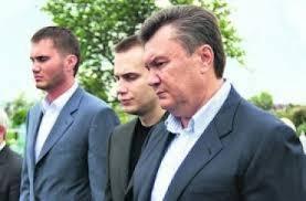 Александр Янукович покупает долю в компании АМАКО