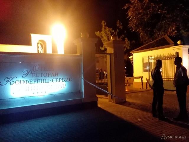 В Одессе расстреляли кортеж криминального авторитета: есть жертвы