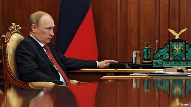 Почему Европа не хочет «мочить» Путина