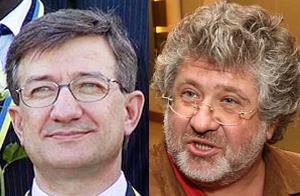 Кабмин передал в управление группы Игоря Коломойского стратегические активы страны
