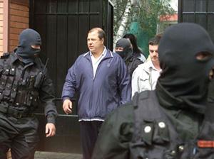 Путин наградил часами криминального авторитета Михася