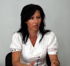 Бывший председатель правления обанкротившегося КС «Украина» Алёна Бабинина воюет на стороне ДНР