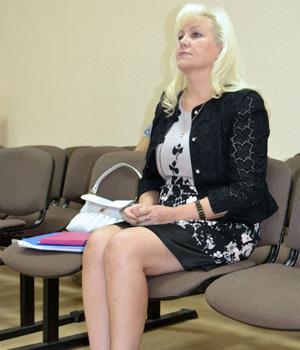 Марина Калугина сбежала из зала суда по время чтения приговора