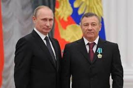 Убытки российского миллиардера Ротенберга хотят возместить из бюджета РФ