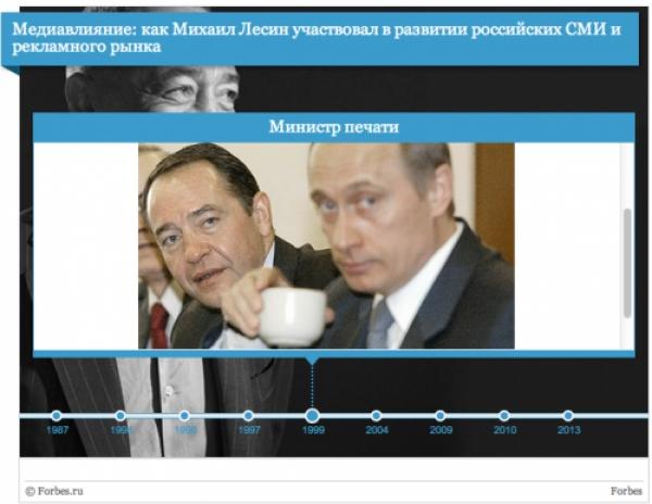 «Танк по-прежнему едет…». Как после своего возвращения из США Михаил Лесин управляет медиа-рынком