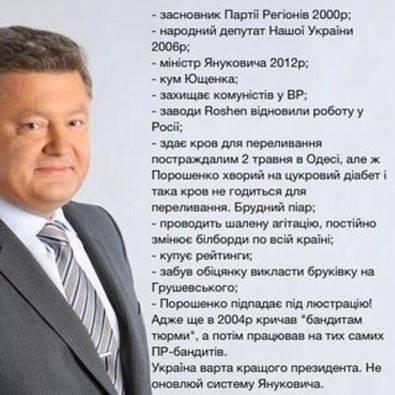 Суперврун Петр Порошенко. Расследование