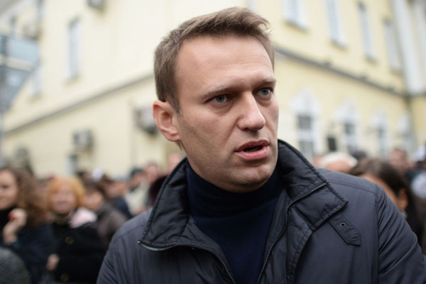 Навальному припомнили Грузию