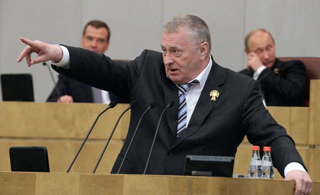 Владимир Жириновский призвал россиян готовиться к войне с Европой и США в 2015 году