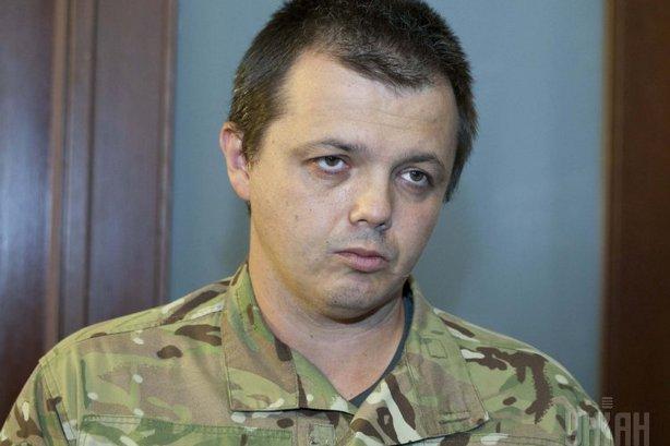 «Как мужчина я за всё в ответе»: Семенченко извинился перед журналисткой