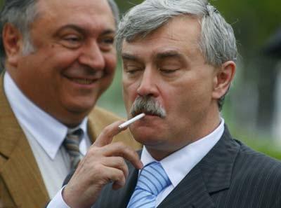 Любимые воры губернатора Полтавченко
