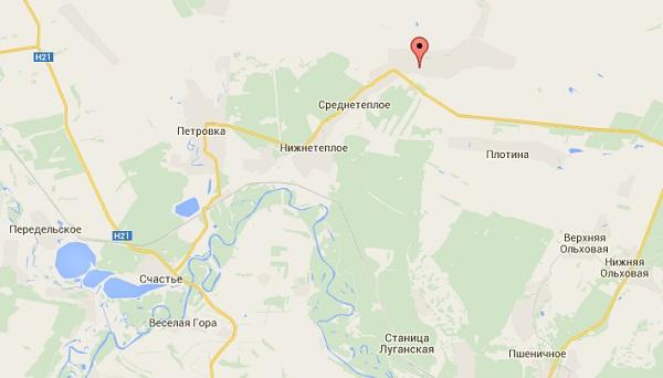 Боевики проникли вглубь украинской территории и взорвали грузовик с солдатами ВСУ
