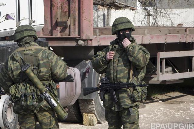 Россия перебросила своих солдат к границе с Финляндией