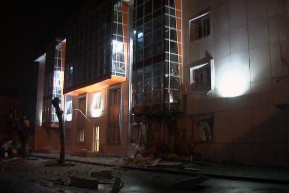 В Одессе у офиса партии прогремел взрыв. Фото