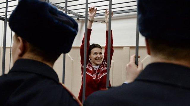 Надежда Савченко будет выдана Украине лишь при одном условии