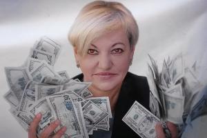 Зомби-эффект Валерии Гонтаревой