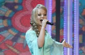 Украинская певица страстно спела на сцене в РФ