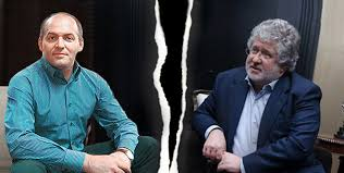 Виктор Пинчук помирился с Игорем Коломойским