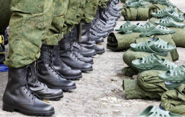 В Крыму на войну в Сирии гребут всех подряд
