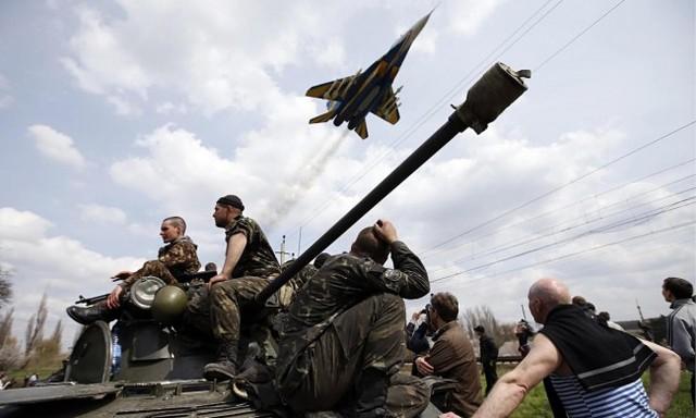 Сводки о войне на Донбассе обрезали в Киеве,— экс-спикер АТО