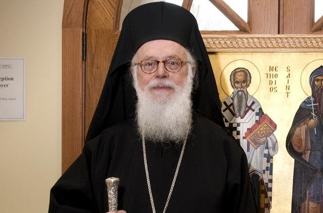 Глава Албанской Православной Церкви назвал дьявольскими действия УПЦ КП