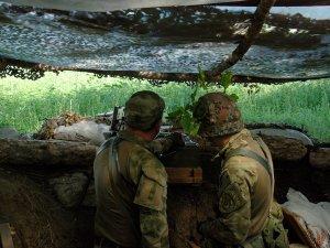 """""""Киборги"""" и спецназ поймали командира минометной батареи ДНР"""