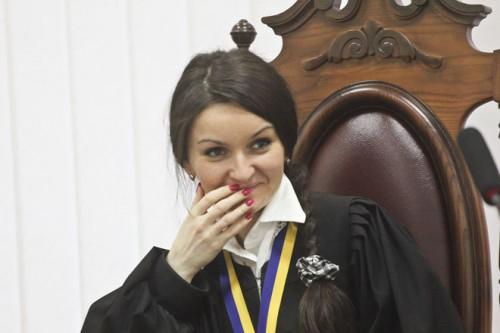 Скандальную Царевич выбрали по-новому делегаткой съезда судей