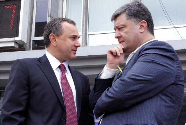 Президентские ротации шила на мыло. Или, заменят ли Ложкина Домбровским?