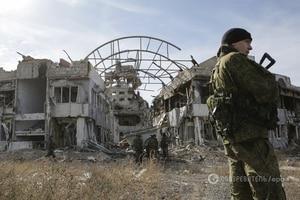 Российский военный расстрелял террористов на Донбассе и дезертировал