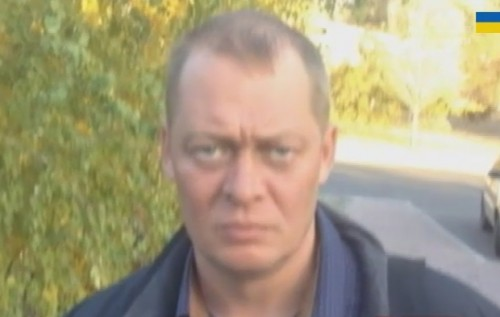 Отстраненный наблюдатель ОБСЕ признал, что он является офицером ГРУ. ВИДЕО