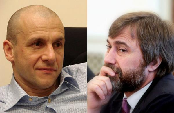 Друг Порошенко разрешил Новинскому наблюдать за собой