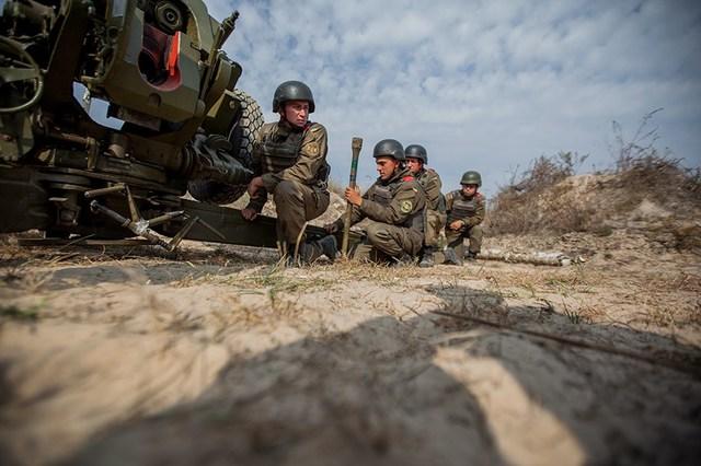 У сил АТО — значимые потери, под Донецком произошел бой