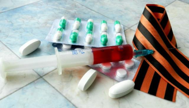 Среди боевиков «ДНР» зафиксированы новые случаи смертей от СПИДа