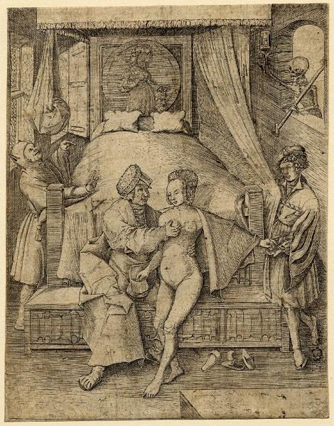 Как в средние века наказывали за прелюбодеяние