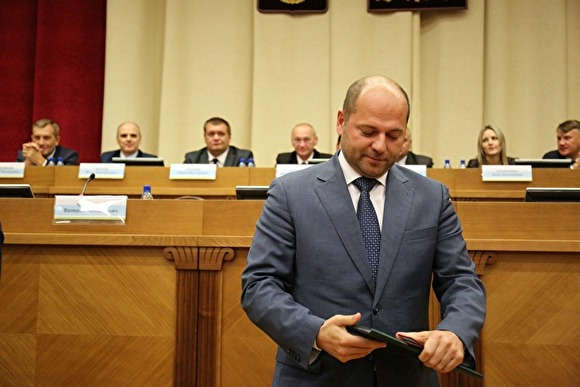 Все имущество депутата-единоросса Гаффнера оценили в 110 тыс. рублей