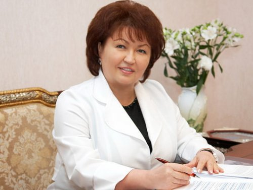 Татьяна Бахтеева: «налечила»