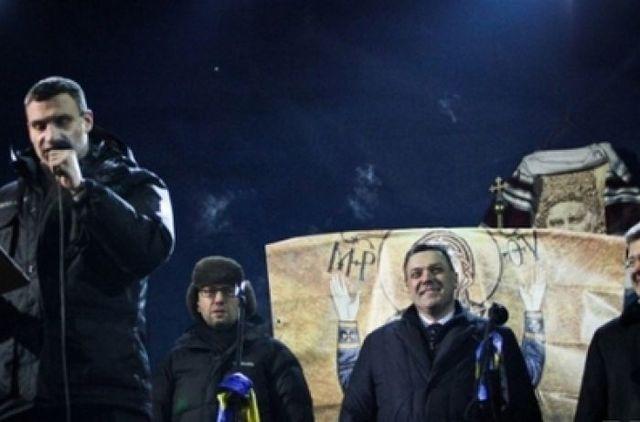 Вспомнить все: что обещали политики со сцены Майдана