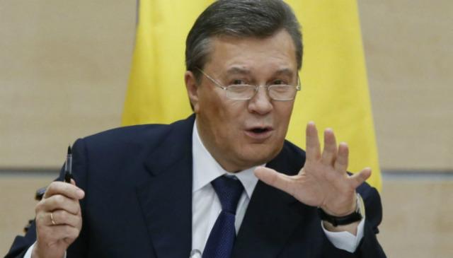 Янукович сделает ссылку на Конституцию и не будет свидетельствовать против себя - журналист