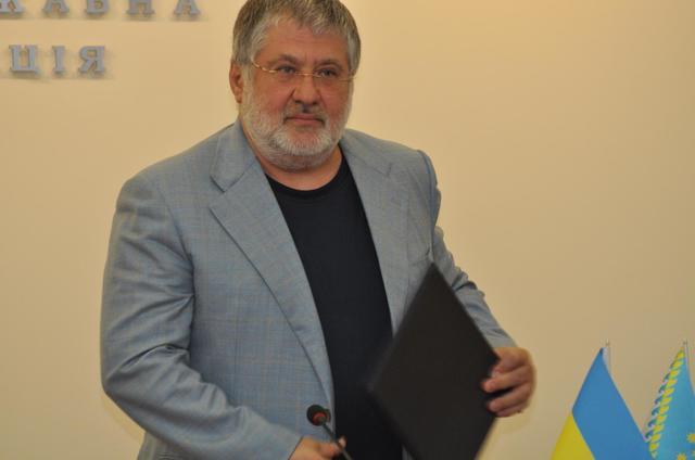 Коломойский стал лидером политической партии