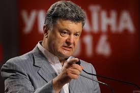 По указу Порошенко телеканалы скрыли митинг Саакашвили