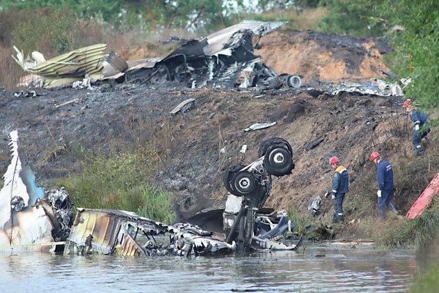 10 авиакатастроф со спортивными командами