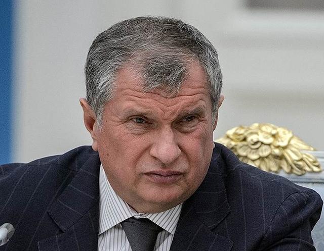Коррупционные крылья Игоря Сечина