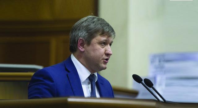 Александр Данилюк: от офшорного бизнеса до антисоциального Минфина