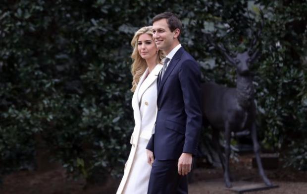 Иванка Трамп с мужем Джаредом Кушнером задекларировали активов на 740 млн долларов