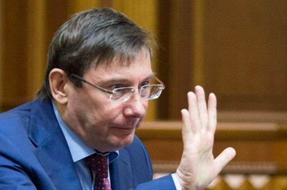 Боится конфискации? Генпрокурор Украины бомж, но на колесах