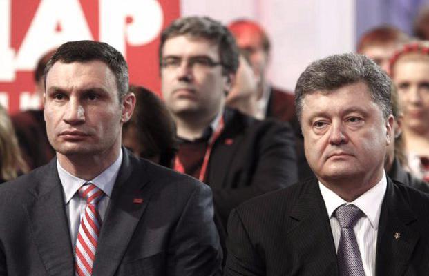 Президентский УДАР: что происходит между Кличко и Порошенко