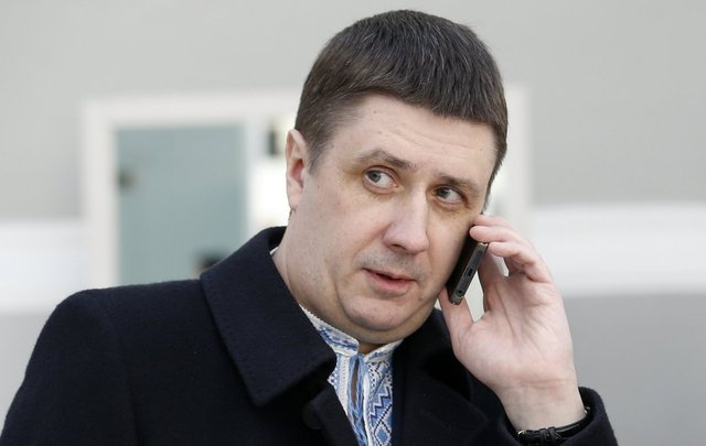 Вице-премьер Кириленко в пять раз увеличил свои доходы