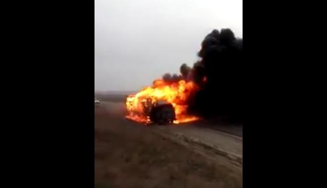 В Дагестане продолжает накаляться обстановка - дальнобойщики говорят о взрывоопасной ситуации